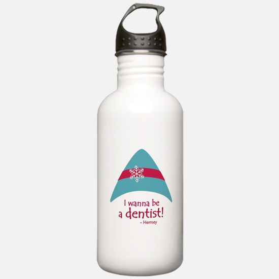 I wanna be a dentist! Water Bottle