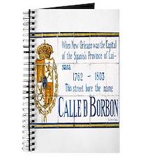 Rue Bourbon Journal