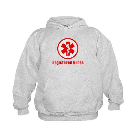 Registered Nurse Kids Hoodie