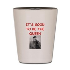 queen Shot Glass