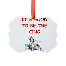 king Ornament
