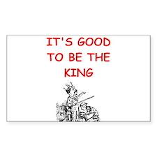 king Decal