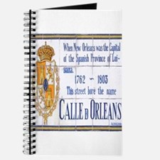 Rue Orleans Journal