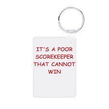 scorekeeper Keychains