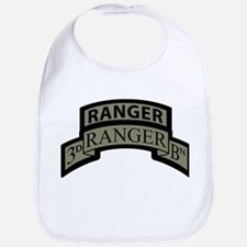 Cute Army ranger Bib