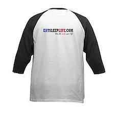 Eat Sleep Hockey -Goalie Tee
