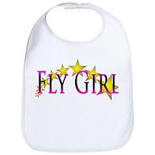 Flygirl Gold Star Bib