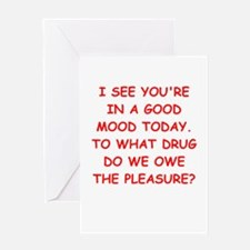 good mood Greeting Cards