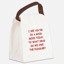good mood Canvas Lunch Bag