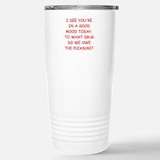 good mood Travel Mug