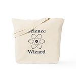 Science Wizard Tote Bag