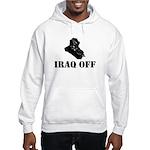 Funny Iraq war Hooded Sweatshirt