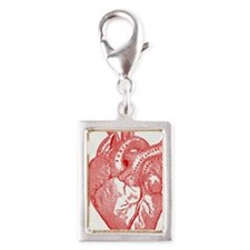 Anatomical Heart - Red Charms