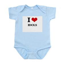 I Love Idols Body Suit