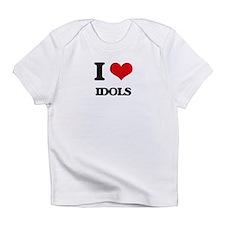 I Love Idols Infant T-Shirt