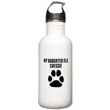My Daughter Is A Chessie Water Bottle