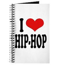 I Love Hip-Hop Journal
