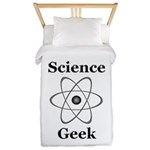 Science Geek Twin Duvet