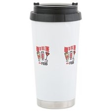 Unique Feis Travel Mug