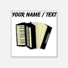 Custom Accordion Sticker