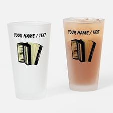 Custom Accordion Drinking Glass