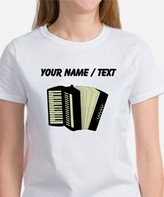 Custom Accordion T-Shirt
