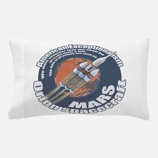 Orion Spacecraft 2 Pillow Case