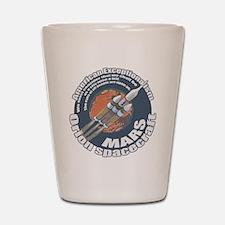 Orion Spacecraft 2 Shot Glass