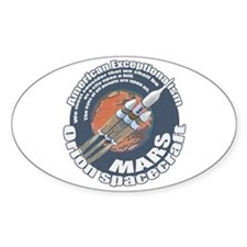 Orion Spacecraft 2 Decal