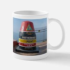 Southernmost point U.S.A. Mugs