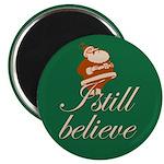 Magnet. I still believe in Santa.