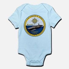 USS Gerald R. Ford CVN-78 Body Suit