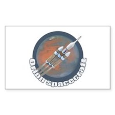 Orion Spacecraft 3 Decal