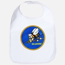 US Navy SeaBees Bib