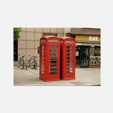 London Phone Booths... Magnets