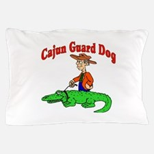 cajun guard dog Pillow Case