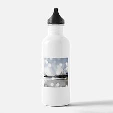 Grey Sparkling Pier Water Bottle