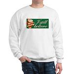 Sweatshirt. I still believe in Santa.