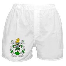 Auld Coat of Arms I Boxer Shorts