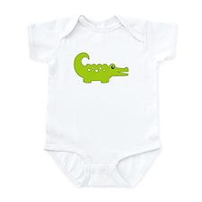 Alligator Onesie Body Suit
