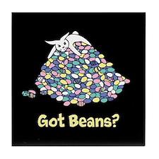 Got Beans? Tile Coaster