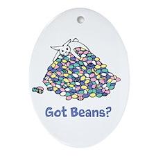 Got Beans? Ornament (Oval)