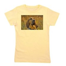 bloodhound Girl's Tee