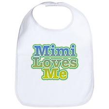 Mimi Loves Me Bib