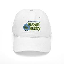 Grandpa's New Fishing Buddy Baseball Cap