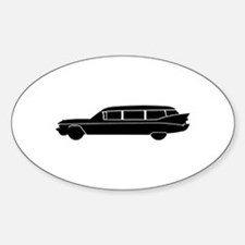 Hearse Decal