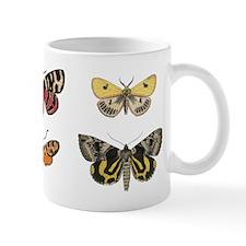 Vintage Butterflies Mugs