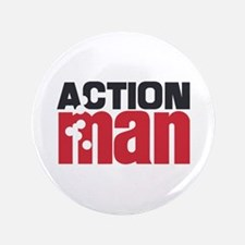 """Action Man 3.5"""" Button (100 pack)"""