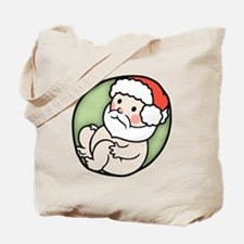 santa is Tote Bag