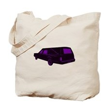 Hearse Tote Bag
